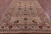 "Peshawar Hand Knotted Wool Rug - 6' 11"" X 9' 5"" - Golden Nile"