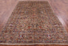 "Peshawar Hand Knotted Wool Rug - 6' 8"" X 9' 8"" - Golden Nile"