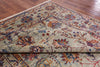 "Peshawar Hand Knotted Wool Rug - 6' 7"" X 9' 9"" - Golden Nile"
