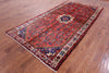 New 5 X 10 Authentic Persian Hamadan Area Rug -  Golden Nile