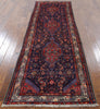New 4 X 10 Authentic Persian Hamadan Runner Rug -  Golden Nile