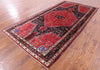"New 5' 4"" X 10' 7"" Authentic Persian Hamadan Area Rug -  Golden Nile"