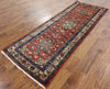 "New Handmade 3' 5"" X 9' 6"" Persian Hamadan Runner -  Golden Nile"