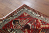 "New Persian 4' 0"" X 6' 8"" Hamadan Authentic Handmade Area Rug -  Golden Nile"
