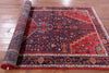 "New Hand Knotted Persian 5' 2"" X 10' 4"" Hamadan Area Rug -  Golden Nile"