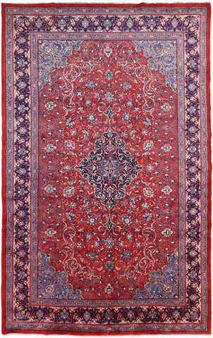 New Authentic Persian Mahal Handmade Area Rug 9' 10