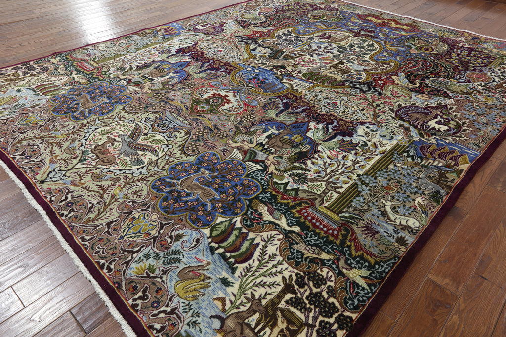11x12 area rug cerenosolutions new hand knotted persian 9 11