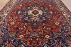 "Isfahan Authentic Persian Hand Knotted Area Rug - 10' 4"" X 13' 1"" - Golden Nile"