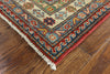 3 X 10 Hand Knotted Runner Oriental Super Kazak Rug -  Golden Nile