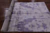 Art Deco Hand Knotted Pure Silk Rug 6 X 10 - Golden Nile