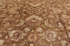 "Peshawar Wool Rug - 10' 10"" X 14' 7"" - Golden Nile"
