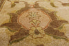 "Peshawar Hand Knotted Rug - 12' 2"" X 15' 1"" - Golden Nile"