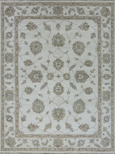 Peshawar Hand Knotted Oriental 5 X 7 Rug -  Golden Nile