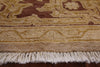 "Peshawar Hand Knotted Wool Rug - 6' 1"" X 9' - Golden Nile"