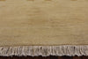 Natural 9 X 12 Peshawar Oriental Rug - Golden Nile