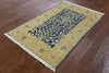 Tree Design Peshawar 3 X 5 Rug - Golden Nile
