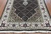 Tabriz Wool & Silk Runner 3 X 24 - Golden Nile
