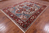 Fine Serapi Area Rug - 8' X 10' - Golden Nile