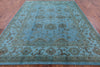 "Overdyed Full Pile Area Rug - 8' 2"" X 10' 2"" - Golden Nile"