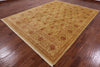 Suzani Collection Oriental Rug 8 X 10 -  Golden Nile