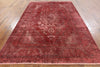 Oriental 7 X 10 Overdyed Rug - Golden Nile