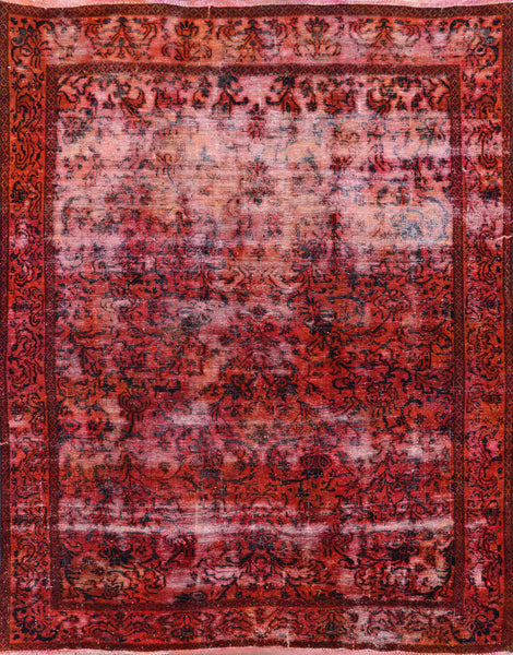 6 X 7 Overdyed Collection Oriental Rug -  Golden Nile