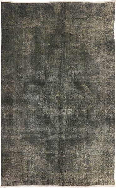 Overdyed Oriental Rug 6 X 10 -  Golden Nile