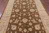 "Peshawar Wool Hand Knotted Rug - 6' X 9' 1"" - Golden Nile"