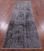 3 X 11 Runner Overdyed Oriental Rug - Golden Nile