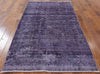 Hand Knotted Overdyed Rug 5 X 8 - Golden Nile