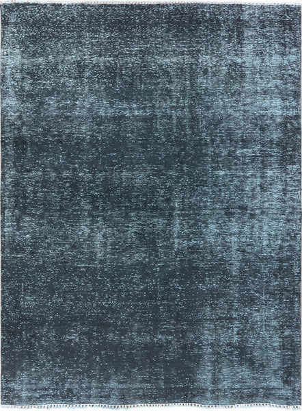 Overdyed Oriental Rug 5 X 6 - Golden Nile
