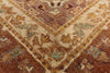 "Peshawar Area Rug - 6' 3"" X 8' 10"" - Golden Nile"