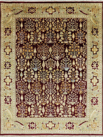 8 X 10 Traditional Ziegler Handmade Area Rug