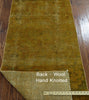 3 X 13 Overdyed Handmade Wool Runner - 7Rugs - 8