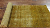 3 X 13 Overdyed Handmade Wool Runner - 7Rugs - 7