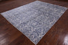 Modern Pure Silk Oriental Area Rug 8 X 10 - Golden Nile