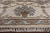 Oriental Oushak Off-White Rug 6 X 9 - Golden Nile