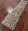 "Oushak Runner Rug - 2' 6"" X 11' 9"" - Golden Nile"