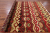 "Ikat Handmade Wool Area Rug - 8' 1"" X 10' 1"" - Golden Nile"