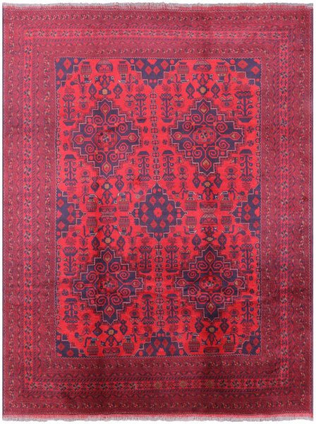 "Beljik Wool On Wool Rug - 8' 3"" X 11' 2"" - Golden Nile"