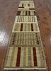 Gabbeh Multicolor Runner Oriental Wool Area Rug 2 X 11 - Golden Nile