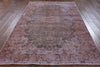 Overdyed Veg Dyed Oriental Area Rug 5 X 8 - Golden Nile