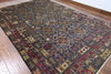 Tribal Afghan Baluch Wool On Wool Rug 7 X 10 - Golden Nile