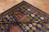 Tribal Afghan Wool on Wool Area Rug 7 X 10 - Golden Nile