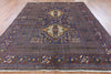 7 X 10 Balouch Collection Wool On Wool Rug - Golden Nile