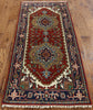 Oriental Runner Serapi 3 X 6 Area Rug - Golden Nile