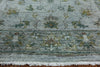 2 x 8 Runner Persian Overdyed Oriental Rug -  Golden Nile