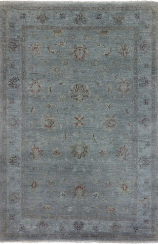 4 X 6 Persian Overdyed Full Pile Wool Rug