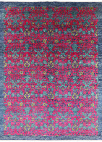 Arts & Crafts Oriental Area Rug 9 X 12