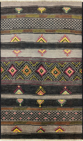 5 X 8 Moroccan Southwest Rug